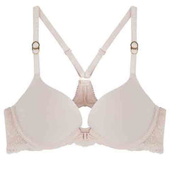 Stella McCartney Lingerie Stella Smooth & Lace Racerback Bra