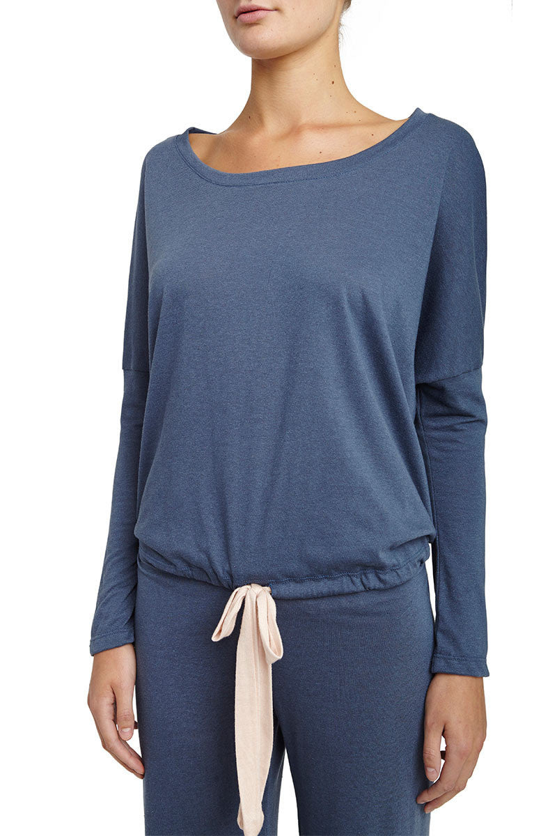 Eberjey Heather Slouchy Tee - Knickers & Pearls Boutique - 1