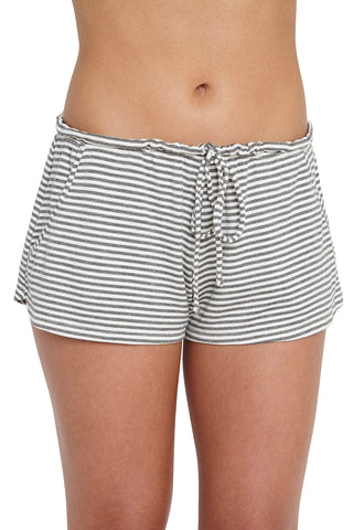 Eberjey Sadie Stripes The Drawstring Short
