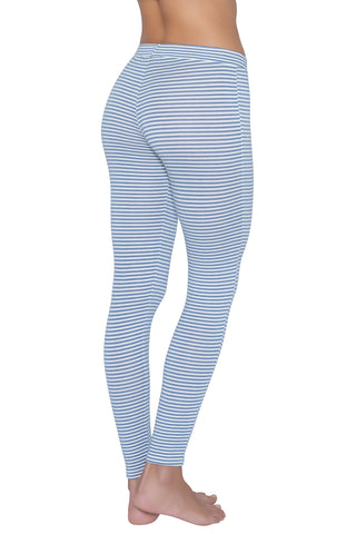 Eberjey Sadie Stripes Slim Pant