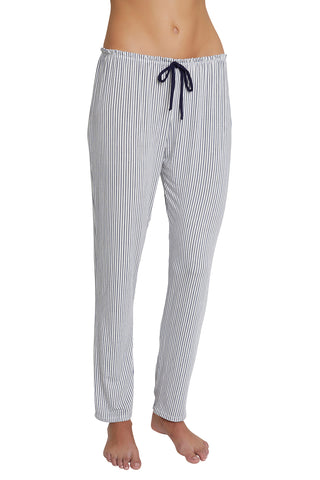 Eberjey Nordic Stripes-The Slim Pant