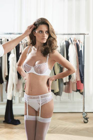 Simone Pérèle Delice Thong - Knickers & Pearls Boutique - 1
