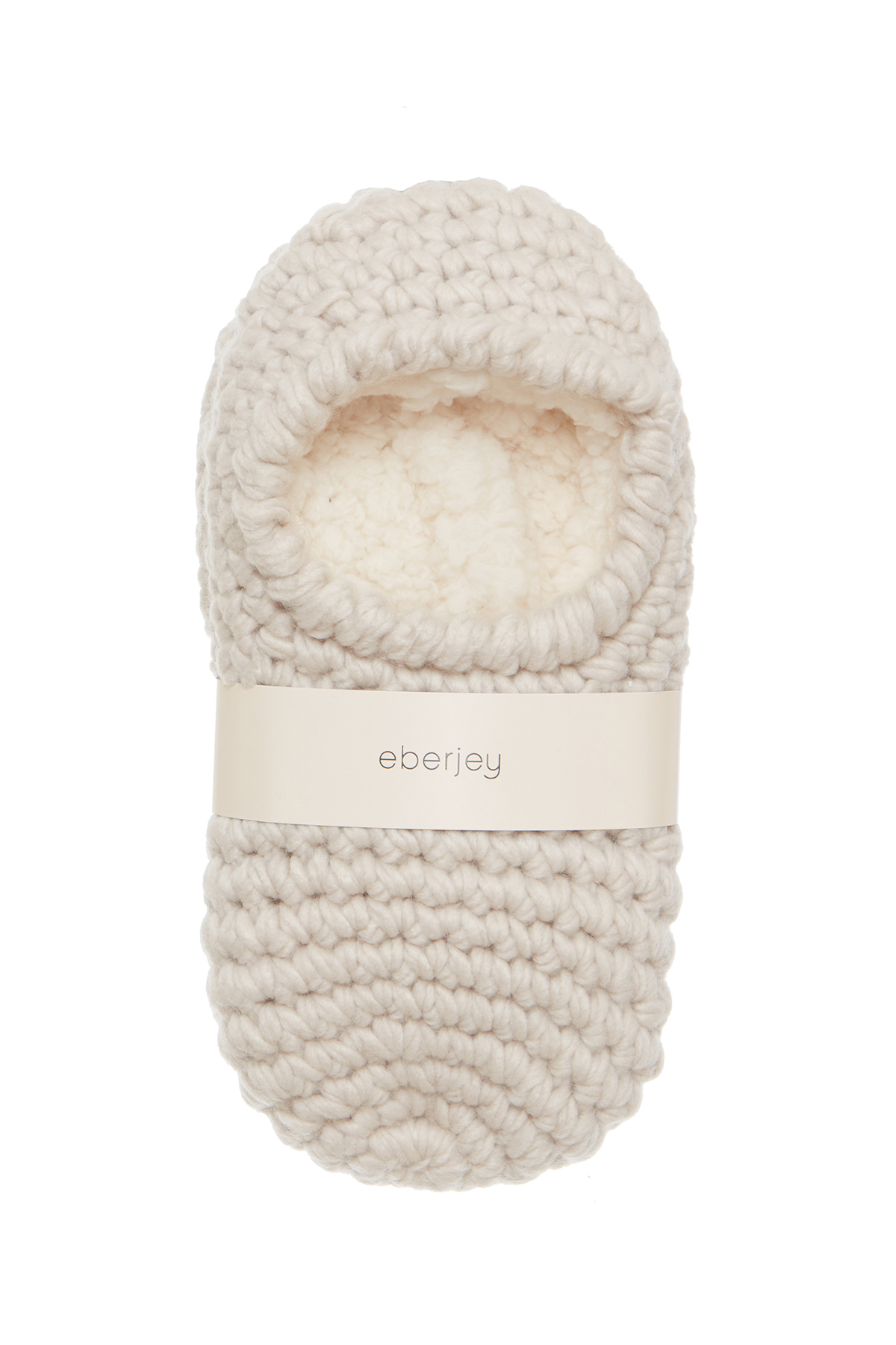 Eberjey Cozy Ankle Slipper Sock