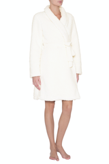 Eberjey Alpine Sherpa Robe at Knickers and Pearls Boutique