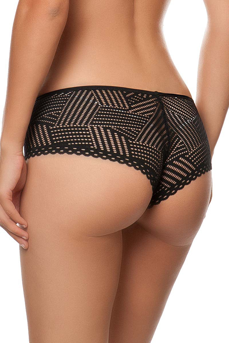 Lise Charmel Tressage Graphic Boyshort