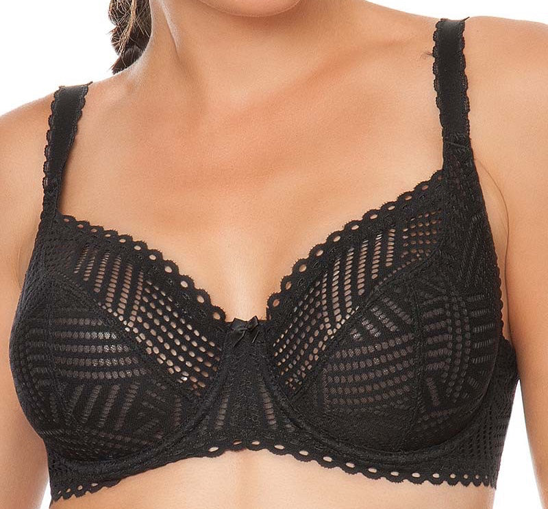 Lise Charmel Tressage Graphic Bra