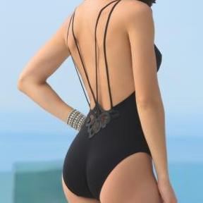Lise Charmel Swim Perfect Allure Plunging Back