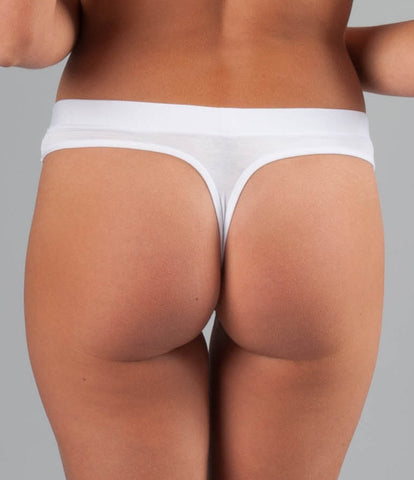 Naked Micromodal Luxury Thong