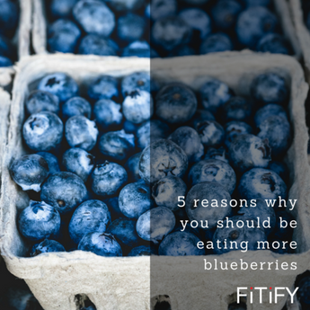5 amazing benefits of blueberries
