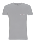 Fitify Gunmetal Grey Fitted Tee