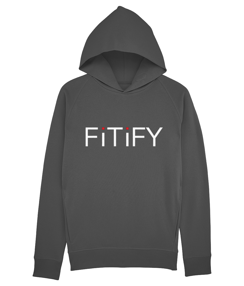 Fitify Hoodie - Anthracite