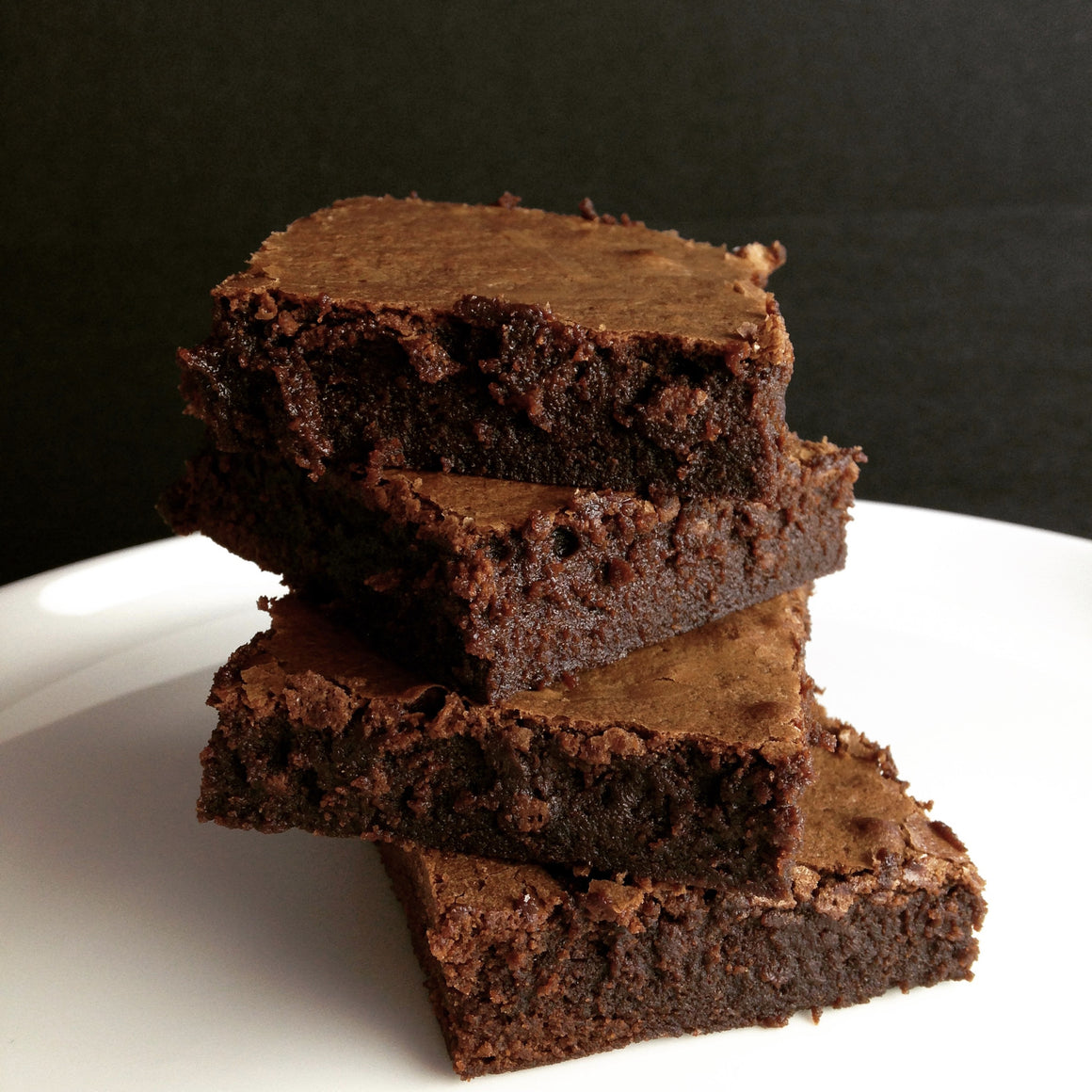 FUDGY CHOCOLATE BROWNIES