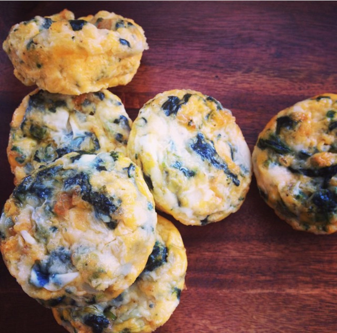 FARMHOUSE FRITTATA  MUFFINS