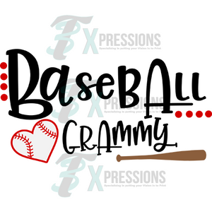 Baseball Grammy new - 3T Xpressions