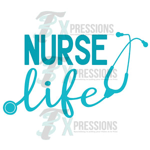 Nurse Life Color - 3T Xpressions