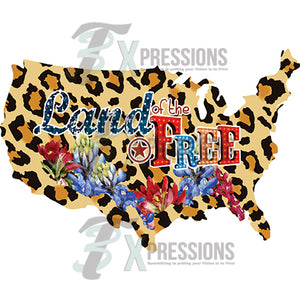 HTV Land of the Free USA - 3T Xpressions