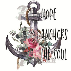 Hope Anchors the Soul - 3T Xpressions