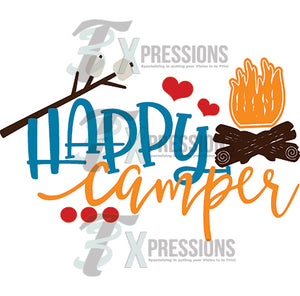 Happy Camper - 3T Xpressions