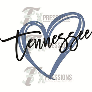 Tennessee heart