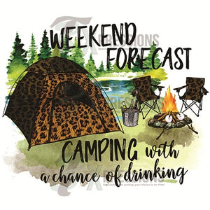 Weekend Forcast Camping