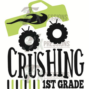 Crushing 1st grade - 3T Xpressions