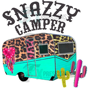 HTV Snazzy Camper