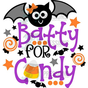 Batty For Candy - 3T Xpressions