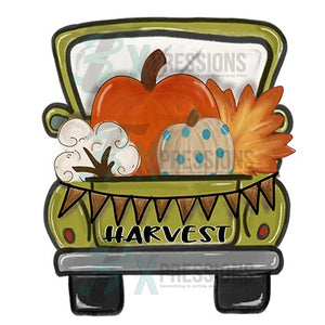 HTV Fall Harvest Truck