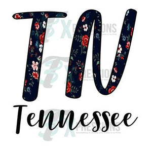 Floral Tennessee