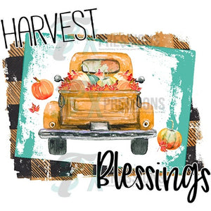 HTV Harvest Blessings