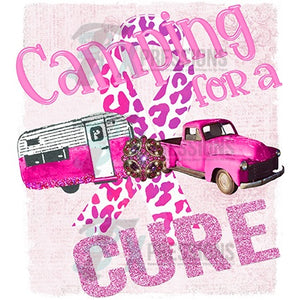Camping for a cure - 3T Xpressions