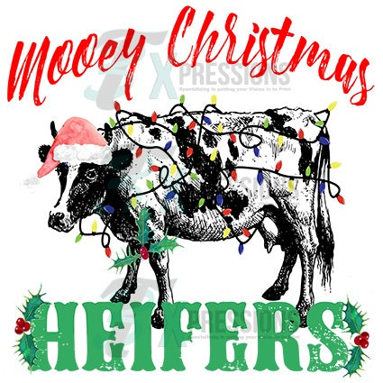1d79ce80 Mooey Christmas Heifers - 3T Xpressions