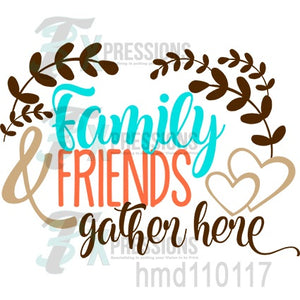 HTV Family and Friends Gather here