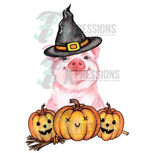 Pig Witch