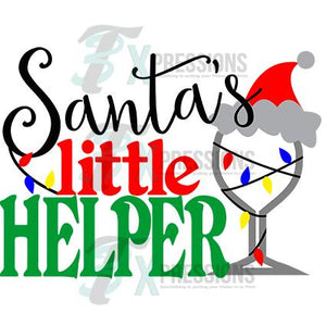 Santa's Little Helper, Wine
