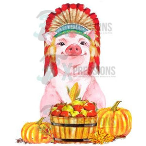 Thanksgiving Pig