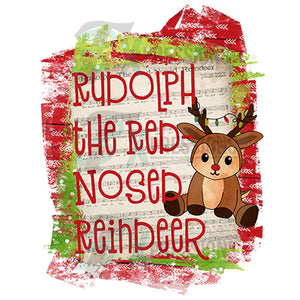 Rudoph the Red Nose Reindeer