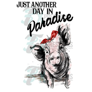 Another Day in Paradise, Pig