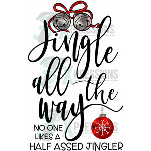 HTV Jingle All the Way, No one Likes