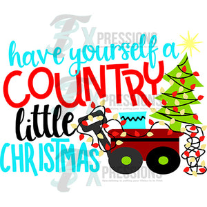 Have Yourself A Country Little Christmas