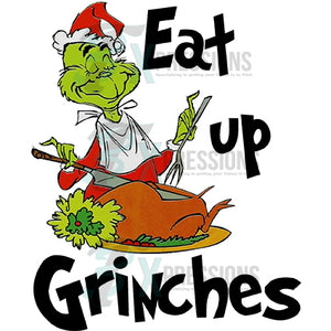 HTV Eat Up Grinches