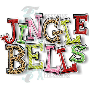 Colorful Jingle Bells