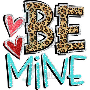 Be Mine Leopard