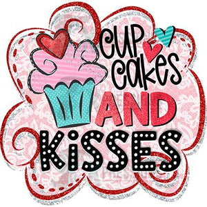 Cupcakes and Kisses