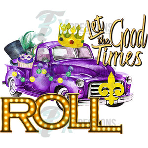 HTV Let the Good Times Roll
