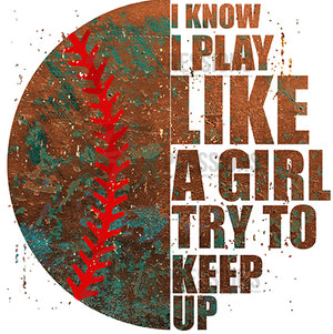 PLAY LIKE  AGIRL