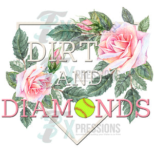 Dirt and Diamonds Softball