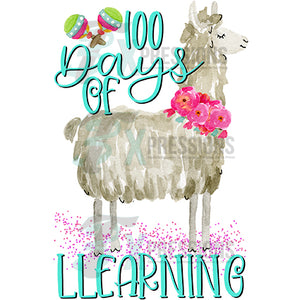 100 Days of LLEARNING