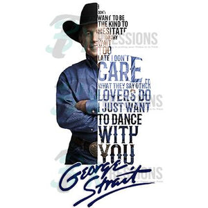 George Strait Dance with You