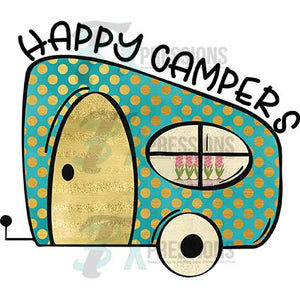 Happy Campers, Green